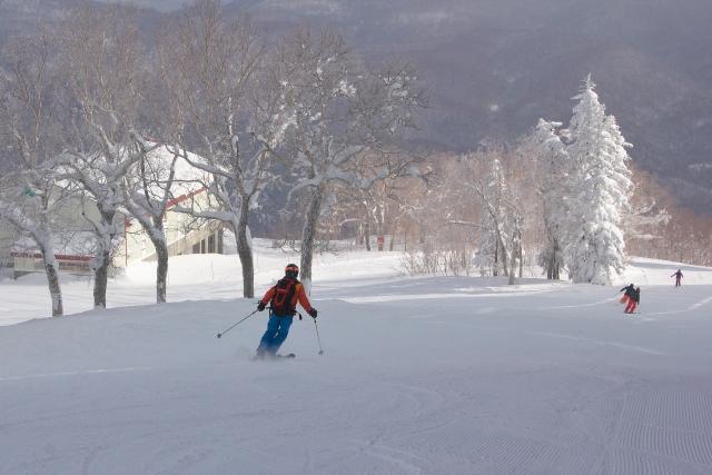 パラレルターン中編|スキーの滑り方