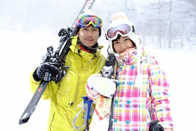 スキーの管理とチューンナップについて