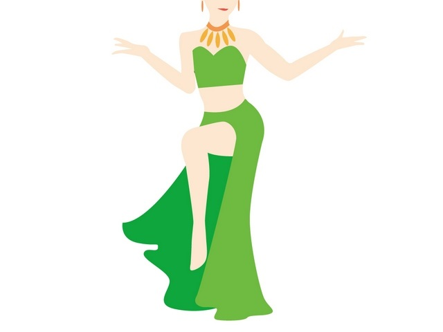 ハッガーラの踊り方 | ベリーダンスが上達する練習方法