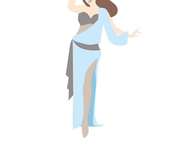 ショルダー・シミーの踊り方 | ベリーダンスが上達する練習方法