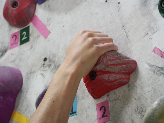 手と指のケアについて | ボルダリングの基本