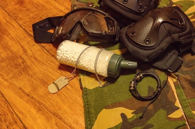 サバゲー初心者が最低限揃えておきたい装備