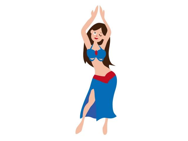 ヒップドロップの踊り方 | ベリーダンスが上達する練習方法