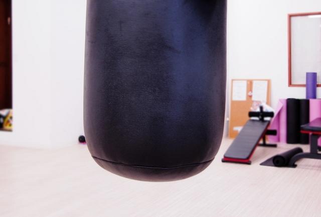 テコンドーにおけるサンドバッグトレーニング