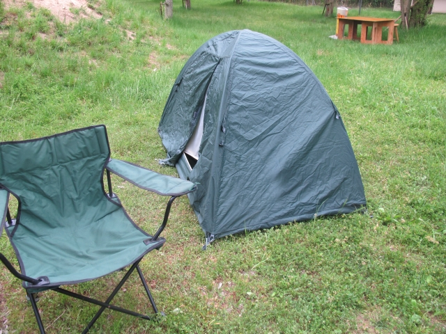 ソロキャンプ用の椅子の選び方