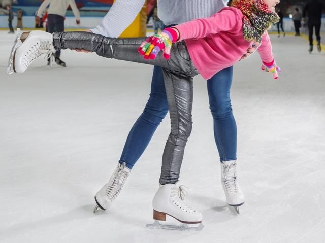 キャメルスピンのやり方とコツ | フィギュアスケートが上達する練習方法