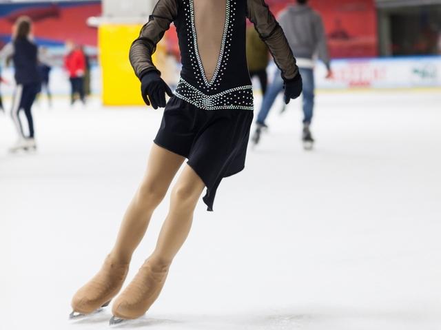 ストロークのやり方| フィギュアスケートが上達する練習方法
