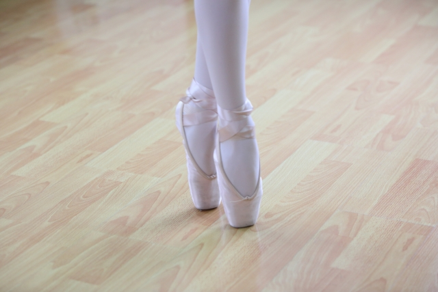 20代から始めるバレエのトウシューズについて