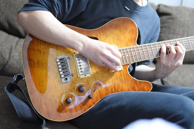 趣味としてのエレキギターの魅力と始め方