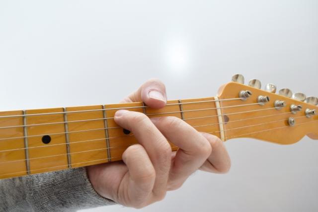 初心者のためのエレキギターのコードの覚え方
