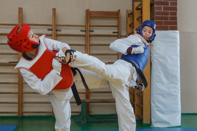 ジャンプトレーニングでテコンドーに必要なバネを鍛えよう