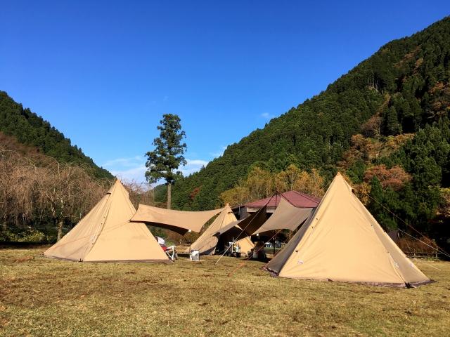 快適なベッドルームの作り方 キャンプの基本