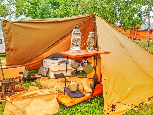 1人だからこそ用意したいソロキャンプグッズを集めました!
