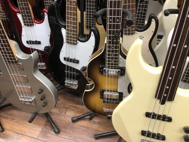 エレキギターの種類とそれぞれの特徴