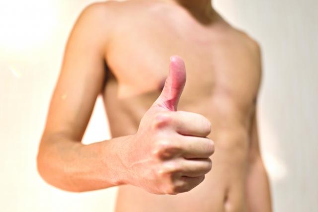 筋トレ効果を上げる男性ホルモン