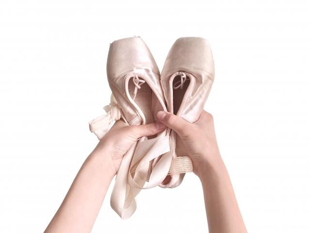 30代前半から始めるバレエのトウシューズについて