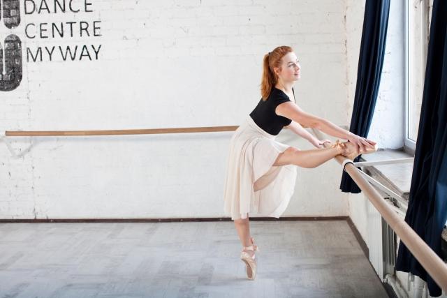 30代前半から始めるバレエのレッスン内容について