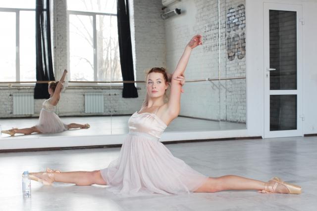 20代から始めるバレエ上達のための柔軟性について