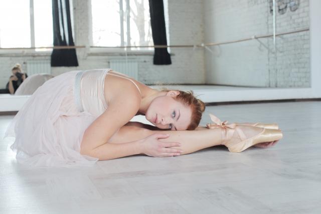 30代後半から40代前半で始めるバレエの柔軟性について
