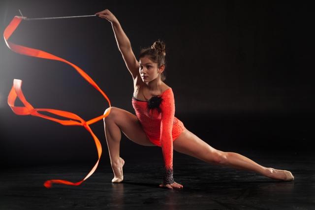リボンの選び方 | 新体操が上達する練習方法