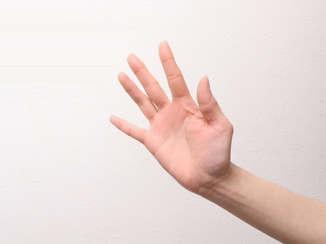 掌底受けのやり方とコツ | テコンドーが上達する練習方法