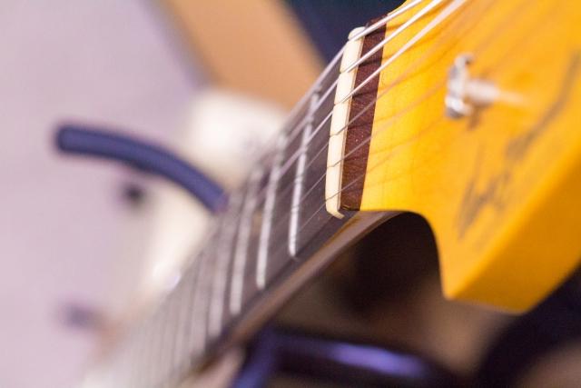 エレキギターのクロマチックの練習方法