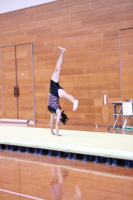 開脚の回転難度について   新体操が上達する方法