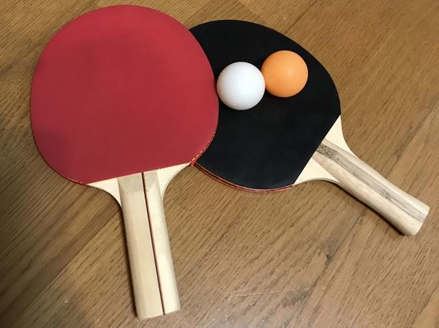 表ソフトの基本的な打ち方 | 趣味の卓球