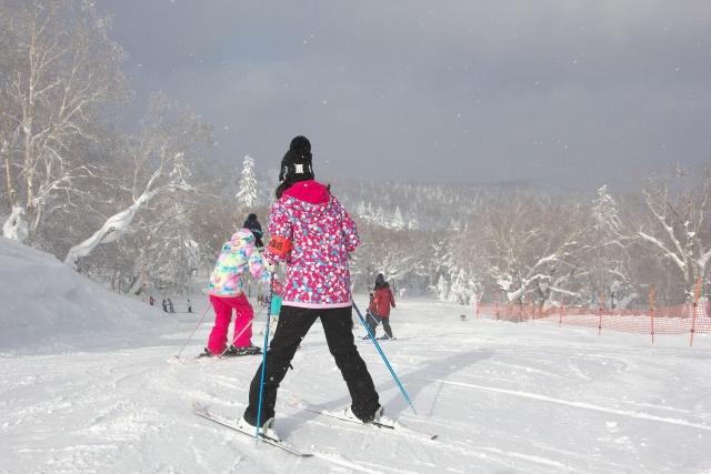 外反と内反について | スキーの基本