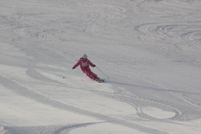 スキーのピボットターンが上達する練習方法