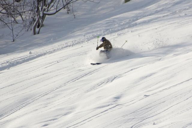 スキーでパラレルターン大回りが上達する練習方法