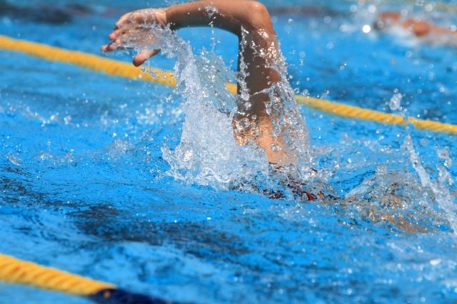 クロールの呼吸 | 趣味の水泳