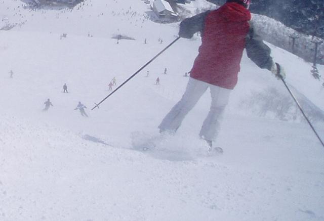 クランマーターンのやり方 | スキーの滑り方