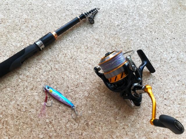 ルアー釣り用の竿の基礎知識