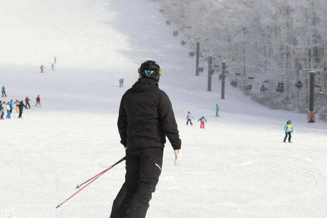 グリュニゲンターンのやり方 | スキーの滑り方