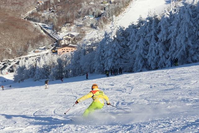 スキーでパラレルターン小回りが上達する練習方法