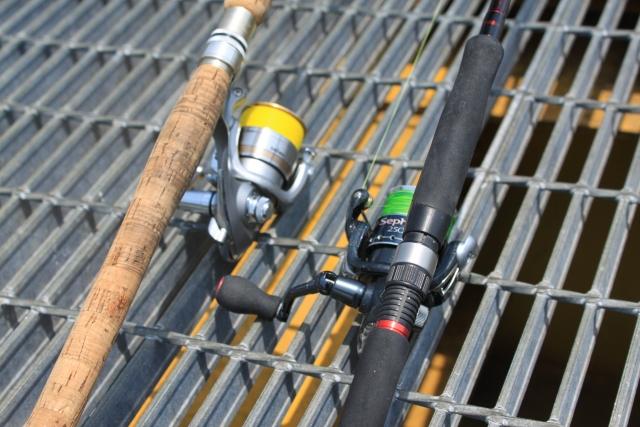 堤防でのサビキ釣り用の仕掛けの作り方