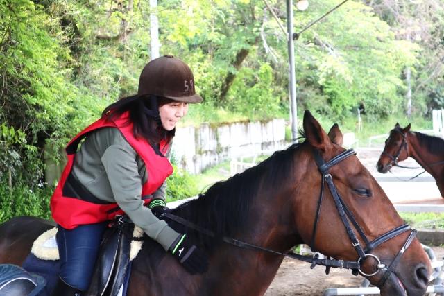 図形練習のポイント|乗馬の馬場での練習