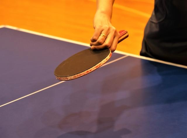 スマッシュの打ち方とコースの狙い方 | 趣味の卓球