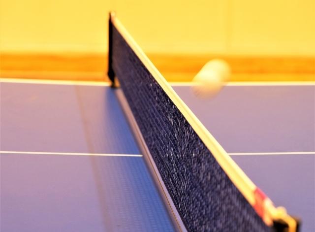 カウンターの基本的なやり方 | 趣味の卓球