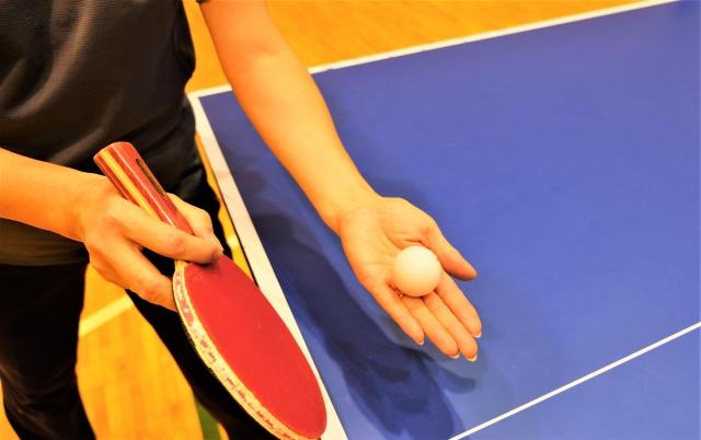 試合でのサーブの組み立て方   趣味の卓球