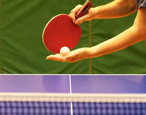 サーブの回転の見極め方 | 趣味の卓球