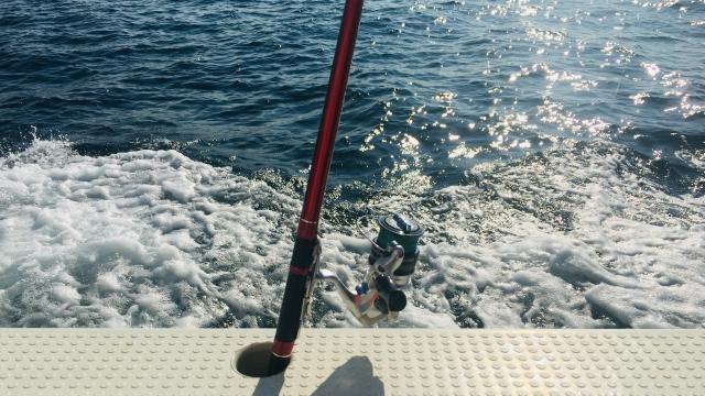海釣りにおけるガイド竿のセッティング方法