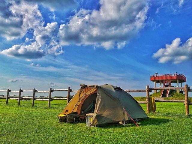 テントやタープのメンテナンス | オートキャンプの基本