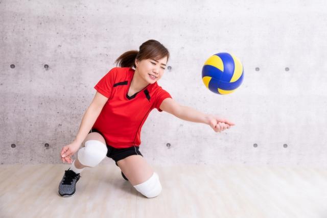 スパイクレシーブのやり方とコツ | 趣味のバレーボール