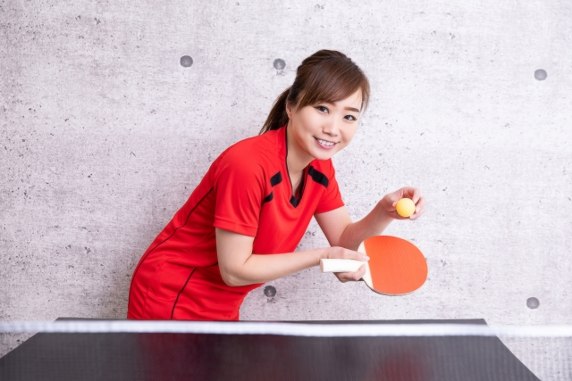 チキータの基本的なやり方 | 趣味の卓球