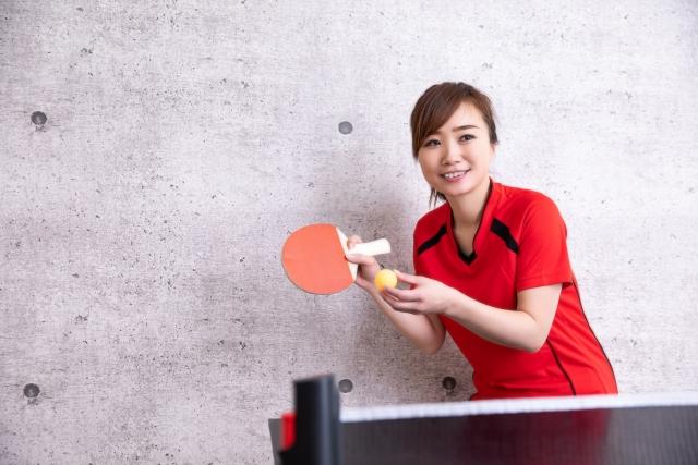 サウスポーへの対策 | 趣味の卓球