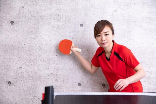 フォアハンドスマッシュのやり方 | 趣味の卓球