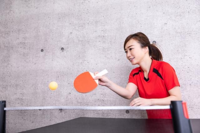 ロビングとフィッシュの基本的なやり方 | 趣味の卓球