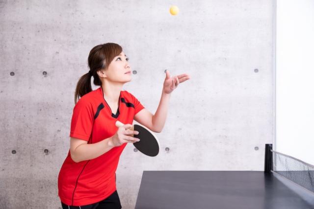 基本的なサーブの練習方法 | 趣味の卓球